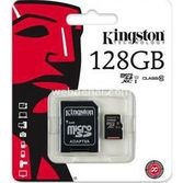 Kingston 128gb Micro Sd Class 10 (sdcx10/128gb)