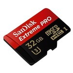 Sandisk Sdsdqxp-032g-g46a 32gb Extreme Microsd