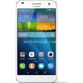 "Huawei G7 Quad Arm Cortex A53-1.2 Ghz 2 Gb 16 Gb 13 Mp 5.5"" Android 4.4 Gümüş"