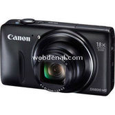 "Canon Powershot Sx600 Hs 16 Mp 18x Optik 3.0"" Lcd Outlet"