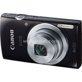 "Canon Ixus 147 16 Mp 8x Optik 2.7"" Lcd Hd Dijital Kompakt Siyah"