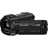 Panasonic Hc-w850 Twin Lens Full Hd Video Kamera