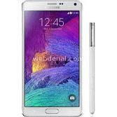 "Samsung N910h Galaxy Note 4 Quad Core 2.7 Ghz 3 Gb 32 Gb 16 Mp 5.7"" Android 4.4 Beyaz"