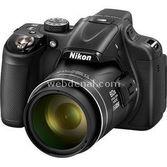 Nikon P600 16.1 Mp 60x Optik 3'' Lcd Wi-fi Dijital Kompakt