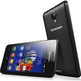 "Lenovo A319 Mt6572 Dual Core 1.3 Ghz 512 Mb 4 Gb 5 Mp 4"" Android 4.4 Siyah"