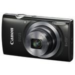 Canon Ixus 160 20mp 8x Optik Dijital Fotoğraf Makinesi- Siyah