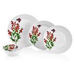 Neva Everyday 24 Parça Porselen Yemek Takımı