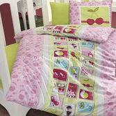 Cotton Box 27005 Bebek Nevresim Takımı 100x150 Emprime Cicim