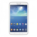 "Samsung Galaxy Tab 3 T3120 Dual Core 1.5 Ghz 1.5 Gb 16 Gb 8"" Android 4.2.2 Beyaz 3g"