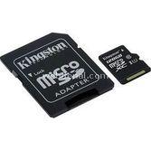 Kingston 128gb Microsdxc Class 10 Flash Card
