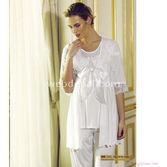 ARTıS Lohusa 3'lü Pijama Takım Pembe S