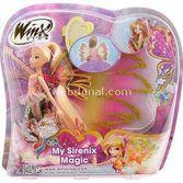 Winx Club My Sirenix Magic Stella