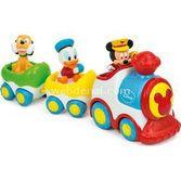 Clementoni Disney Baby Mickey Mouse Müzikli Tren Oyun Seti
