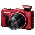 Canon Powershot Sx700 Hs 16.1 Mp 30x Dijital Fotoğraf Makinesi Kırmızı