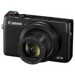 Canon Camera Powershot G7 X Bk Eu23