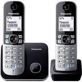 Panasonic Kx-tg 6812 - Siyah