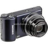 SAMSUNG WB200F KOMPAKT SMART WI-FI FOTOGRAF MAKINESI (SIYAH)