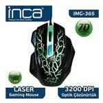 Inca Img-365ms 3200 Dpı 7d Laser Siyah Gaming Mouse