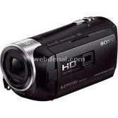 Sony Hdr- Pj410 Dahili Projektörlü Handycam