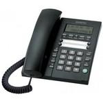 Alcatel 29339-black Kablolu Masaüstü Telefon Caller Id 14 Rehber Siyah