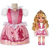 Jakks Pacific Disney Prenses Uyuyan Güzel Kostümlü Ve Bebek Seti 4250000094431