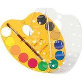 Crayola 12 Renkli Sulu Boya Paleti 5010065984349
