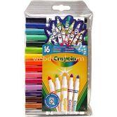 Crayola Mini Yıkanabilir Keçeli Kalem 16 Adet 5010065931022