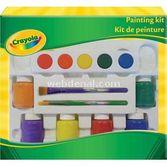 Crayola Sulu Boya Kiti 5025123126456