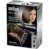 Braun Hd 550 Satin Hair 5 Saç Kurutma Makinesi