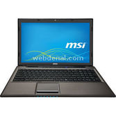 "MSI Cx61 2pc-1494xtr I7-4712mq 8 Gb 1 Tb 2 Gb Vga Gt 820m 15.6"" Freedos"