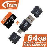 Team M141 (tmum14164g), 64gb, Usb 2.0, Microusb Bağlantılı Otg Flash Bellek