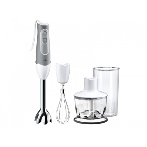 Braun mq535 600 w minipimer multiquick blender set model braun mq535