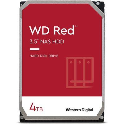WD WD40EFAX Red 4TB NAS Diski