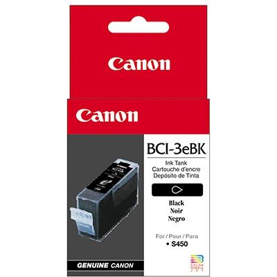 Canon BCI-3EBK Siyah Kartuş