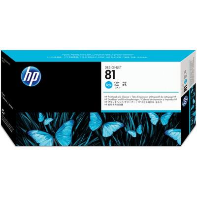 HP C4951A 81 Mavi Kartuş