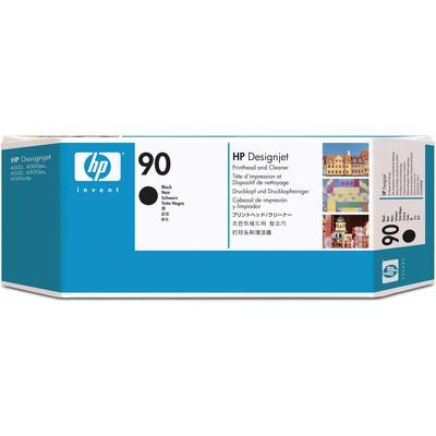 HP 90 Siyah Baskı Kafası C5054A