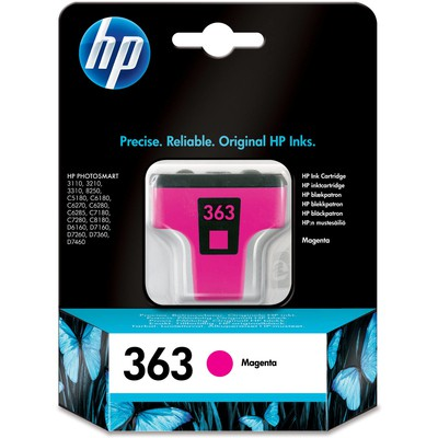 HP 363 Kırmızı Kartuş C8772EE