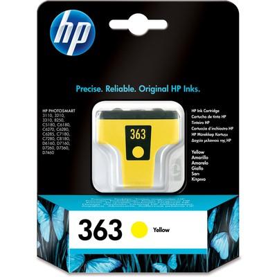 HP 363 Sarı Kartuş C8773EE