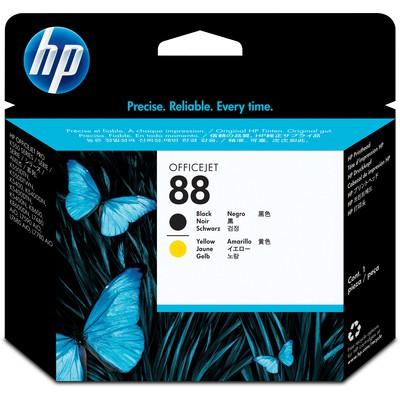 HP 88 Siyah Ve Sarı Baskı Kafası C9381A