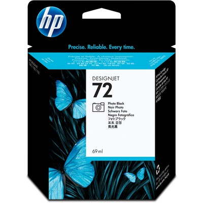HP 72 C9397A Foto Siyah Kartuş