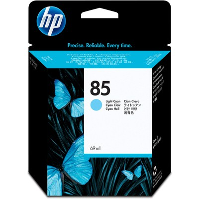 HP 85 Açık Mavi Kartuş C9428A