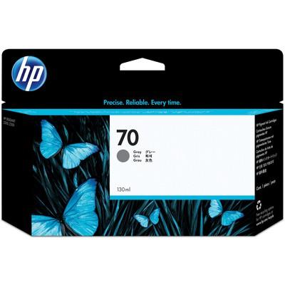HP 70 Gri Kartuş 130 ML Geniş Format C9450A