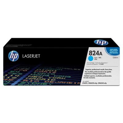 HP 824A CB381A Toner