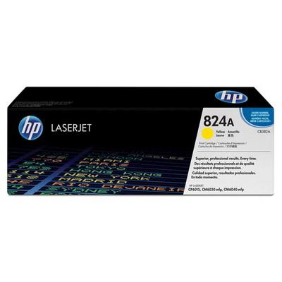 HP 824A CB382A Toner