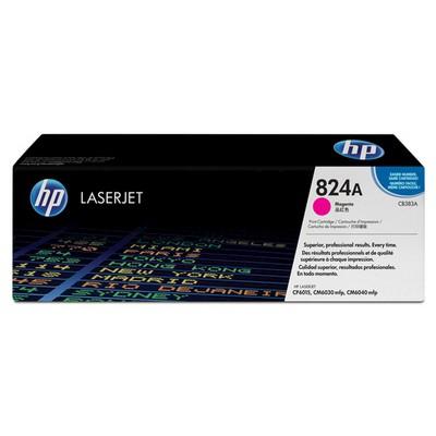 HP 824A CB383A Toner