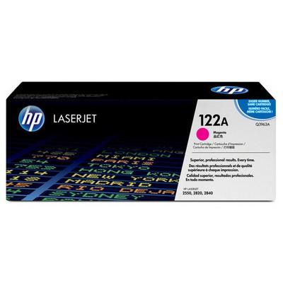 HP 122A Q3963A Kırmızı Toner