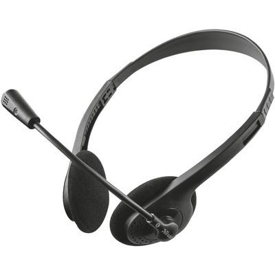 Trust 11916 HS-2100 Mikrofonlu Kafa Bantlı Kulaklık
