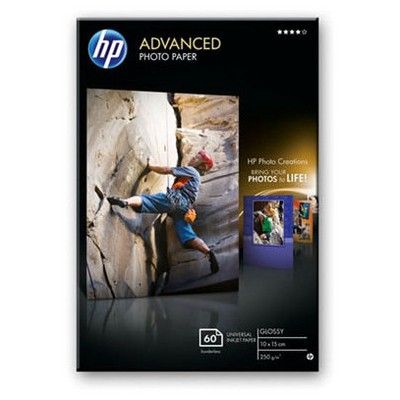 HP Q8008a Deskjet Kağıdı 250g Parlak Özel Kağıt