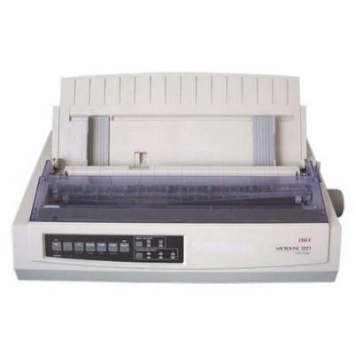 OKI ML3321 Eco 9 Pİn 136 435 CPS NOKTA VURUŞLU Yazıcı Nokta Vuruşlu Yazıcı