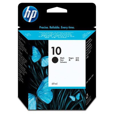 HP 10 Siyah C4844A Kartuş